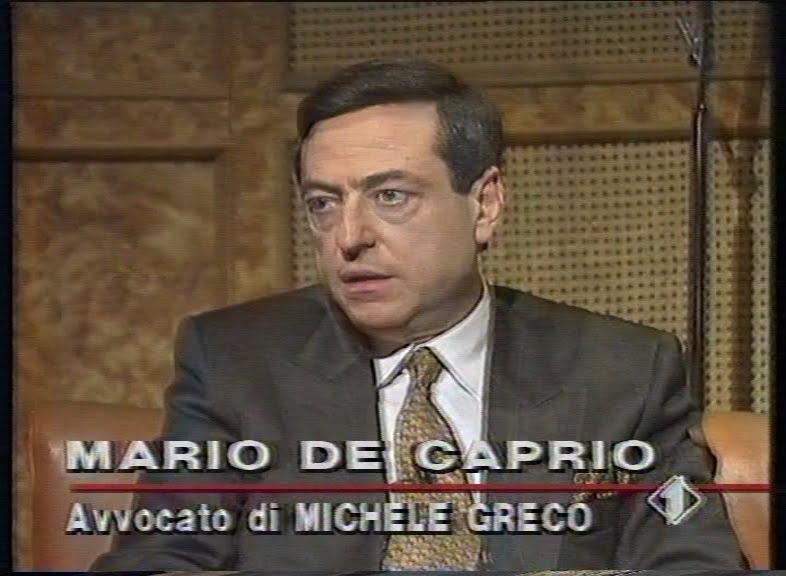 Avv. Mario De Caprio