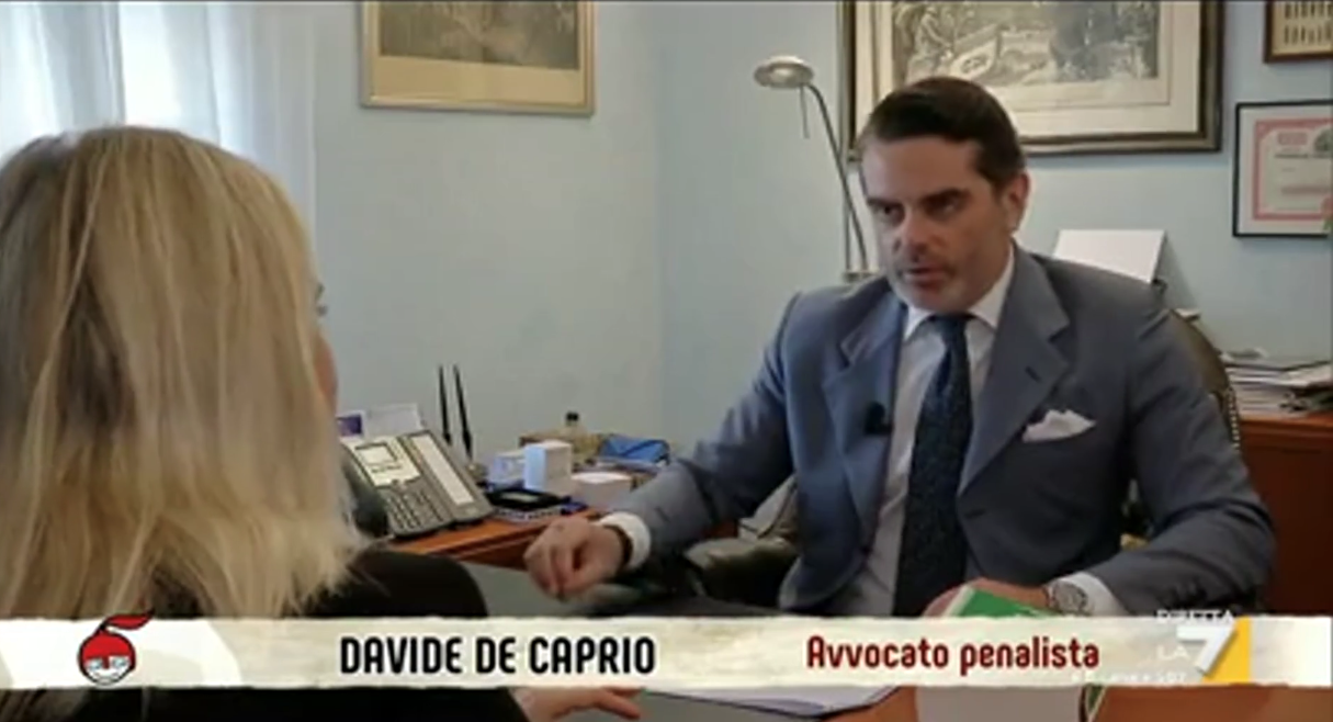 Avv. Davide De Caprio